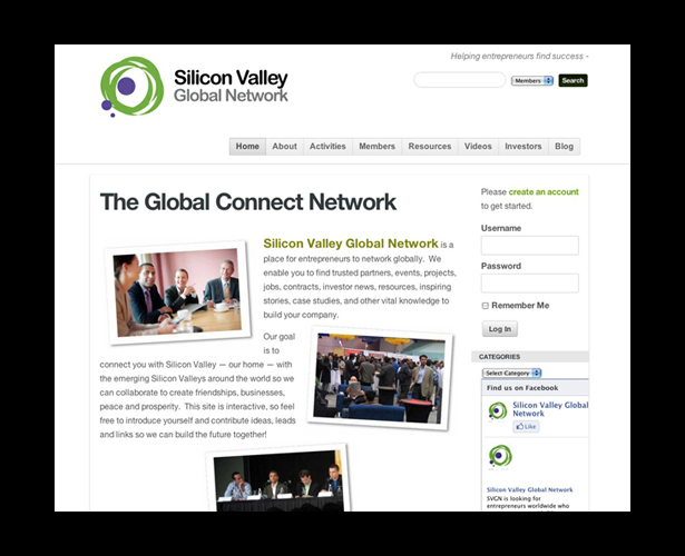 Silicon Valley Global Network